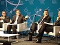 José Manuel Barroso, John Defterios and Burkhard Schwenker.jpg