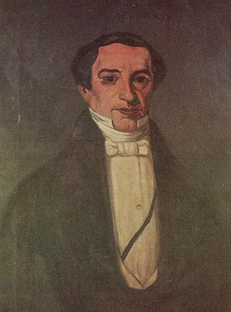 President of the Council of Ministers of the Mexican Empire - Image: José de Herrera