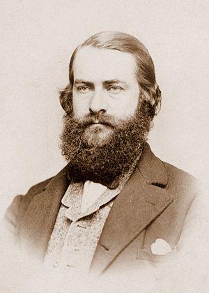 Joseph Leidy - Joseph Leidy circa 1870