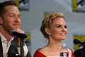Josh Dallas & Jennifer Morrison (14776055918).jpg