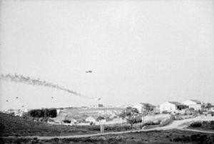 Ju 52 shot down at Heraklion 20 May 1941.jpg