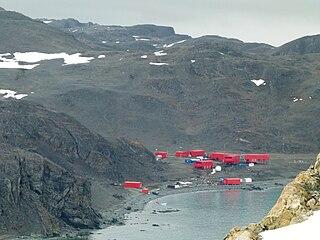 Juan Carlos I Antarctic Base Antarctic base