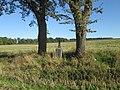 Kříž v polích východně od Záhostic (Q80461402).jpg