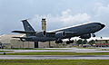 KC-135R Ohio ANG taking off Andersen AFB 2007.JPG