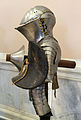 KHM Wien S XVI - Jousting armour of John the Constant, c. 1497-1505, side.jpg