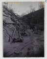 KITLV - 15678 - Kurkdjian, Ohannes - Devastation after the eruption of the volcano Gunung Kelud in East Java - 1901.tif