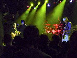 Killing Joke koncert a New York-i Fillmore-ban, 2008. október 12.