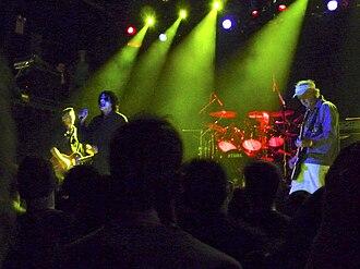 Gothic rock - Proto-gothic rock band Killing Joke