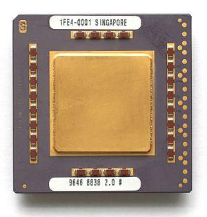 PA-7100LC - A PA-7300LC microprocessor.