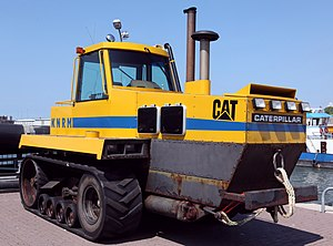 KNRM Caterpillar CAT
