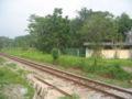 KTMB railway track, Kranji.JPG
