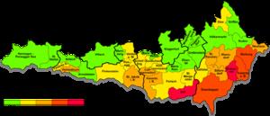 Unity List (Austria) - Image: Kaerntner Slowenen Wahlen 2003