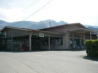 Kagemori Station - Kagemori Station, March 2006