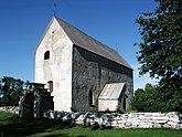 Fil:Kalla gamla kyrka view2.jpg