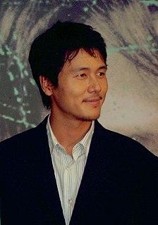 Kam Woo-sung South Korean actor