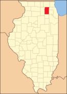 Kane County Illinois 1841