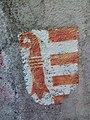 Kanton Jura Wappen à Saint-Brais.jpg