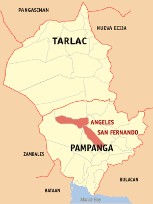 Kapampangan/Introduction - Wikibooks, open books for an open world