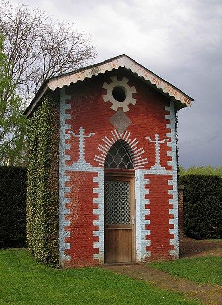 Kapel Wange