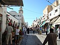 Karamanli Mosque - Old Market, Tripoli, Libya - panoramio.jpg