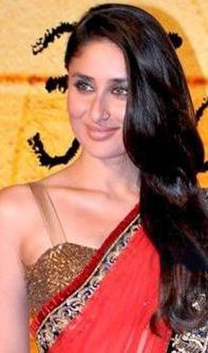 Kareena Kapoor filmography - Kapoor at the premiere of 3 Idiots in 2009