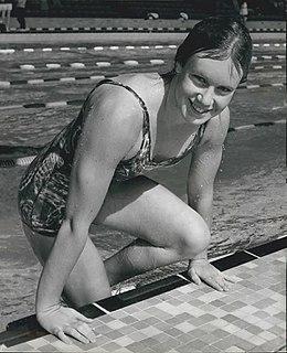 Karen Moras Australian swimmer, Olympic bronze medalist, former world record-holder