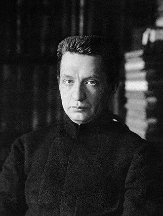 Alexander Kerensky - Image: Karenskiy AF 1917
