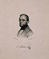 Karl, Freiherr von Rokitansky. Lithograph by A. Prinzhofer, Wellcome V0005067.jpg