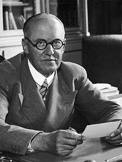 Karl Kristian Steincke Danish politician