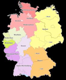 Fussball Ligasystem In Deutschland Wikipedia