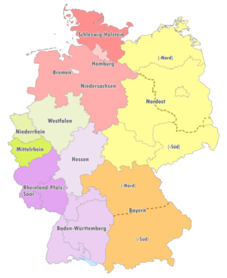 NOFV-Oberliga Nord - The fourteen Oberligas in Germany