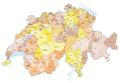 Karte Bezirke und Kreise der Schweiz farbig 2017.png