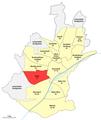 Karte Schweinfurt, Stadtteil 21 Bergl.png