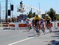 Katie Mactier breakaway 2006 Bay Cycling Classic.jpg