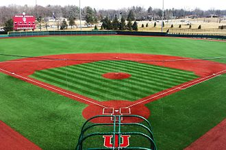 Bart Kaufman Field - Bart Kaufman Field in Bloomington, Indiana