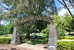 Kenilworth, Queensland - Kenilworth Town Park
