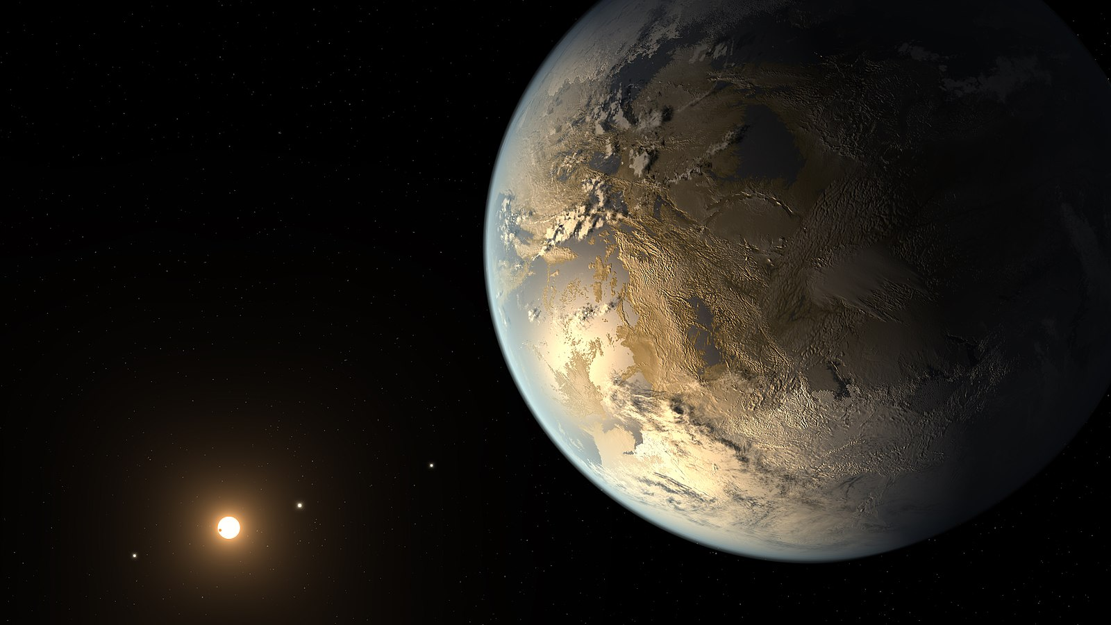 NASA  New Planet Discovered