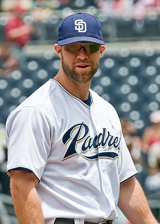 Kevin Kouzmanoff - Kouzmanoff with the San Diego Padres in 2008
