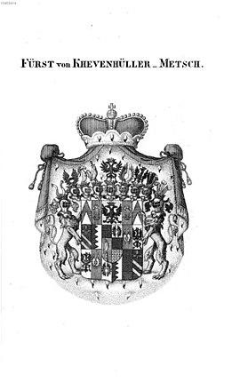 Johann Josef Khevenhüller-Metsch