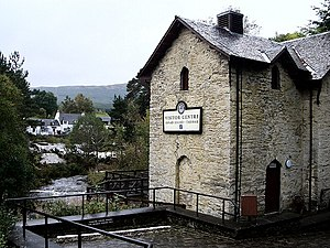 Killin - Image: Killin Visitor Centre geograph.org.uk 62944