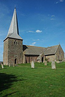 Kimbolton, Herefordshire village and parish in Herefordshire, England