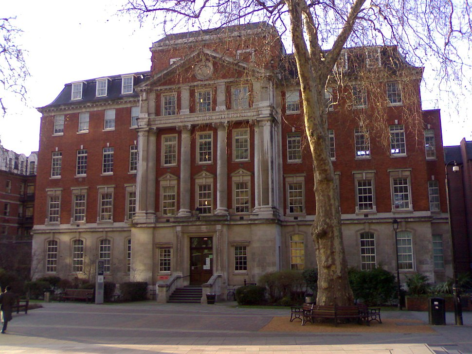 Kings College London Guys Campus