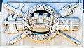Kingston Guildhall entrance detail, crest.jpg