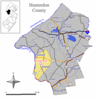 Kingwood Township, New Jersey - Wikipedia, the free encyclopediakingwood township