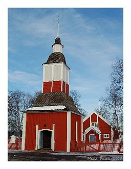Jukkasjärvi kirke