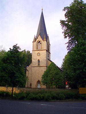 Ströbeck - St Pancras' Church