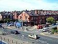Kirkstall Lane seen from Headingley Stadium.jpg