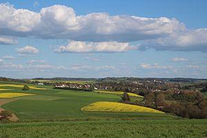 Kirtorf - Image: Kirtorf Panorama (001)