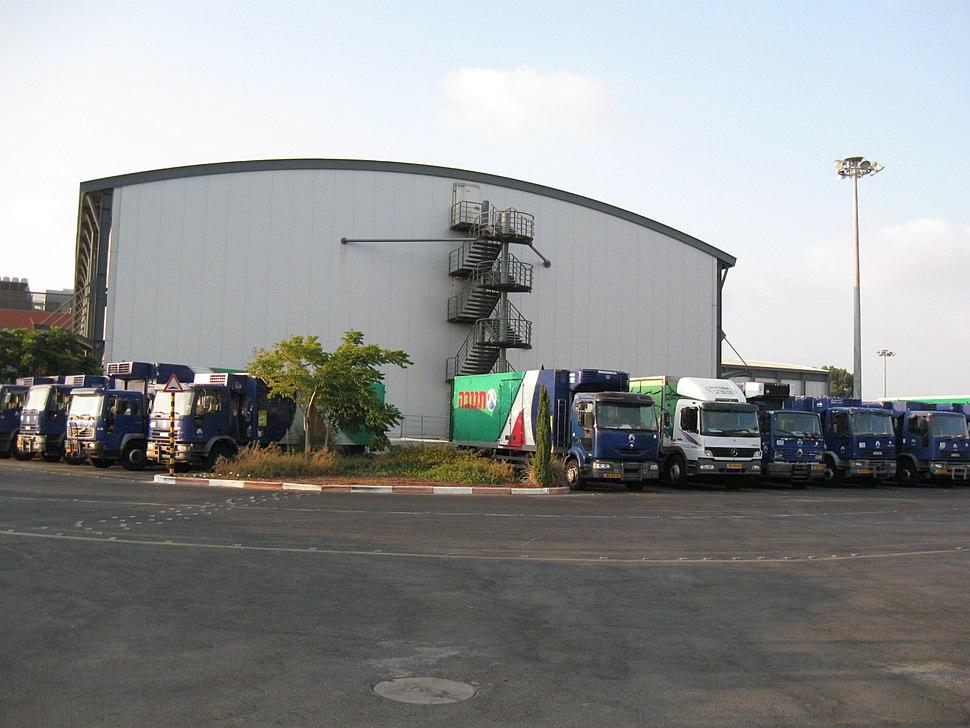 Kiryat-Arie industrial area041