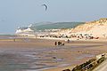 Kite surfer on the beach of Wissant, Pas-de-Calais -8039.jpg